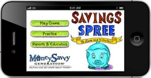 Savings Spree App