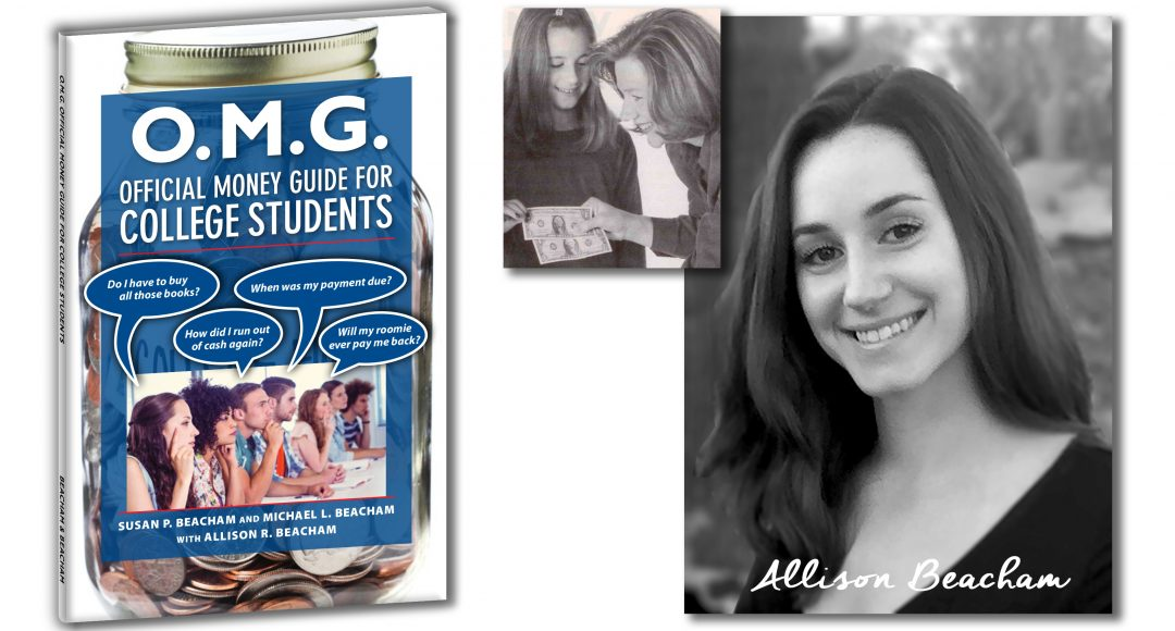 OMG for College Students- Co-Author Allison Beacham